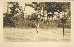Tennis Courts - Ecote Champion