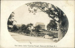 The Liberty Jenks Watering Trough, Diamond Hill Road