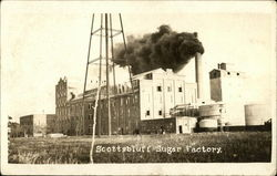 Scottsbluff Sugar Factory