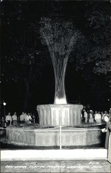 Centennial Electric Fountain