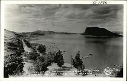 The Boat Landing, Elephant Butte Lake