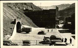 Tunnel Portal Postcard