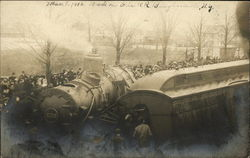 Mar. 7, 1906, Wreck on Erie R.R