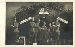 United War Work Campaign Window Display, Nov. 11-18, 1918