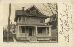 Residence of Chas. D. Blanchard