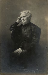 Portrait of Older Woman