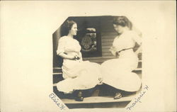 Elsie H and Marjorie H