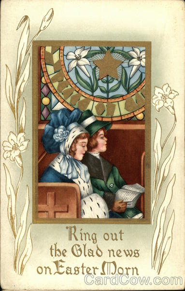 Ring out the Glad news on Easter Morn - Children in Church