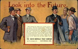 The South Norwalk Trust Company