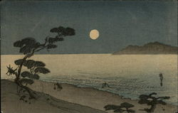 Japanese Seascape