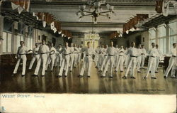 West Point, Dancing