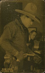 Buck Jones Two-Gun Man