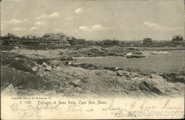 Cottages at Bass Rock, Cape Ann