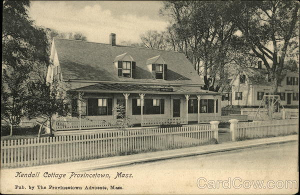 Kendall Cottage Provincetown Massachusetts
