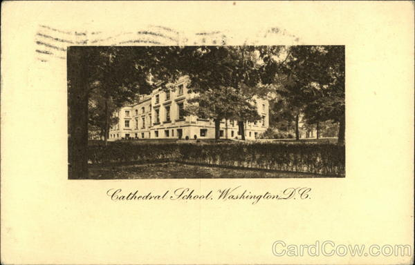 Cathedral School Washington District of Columbia