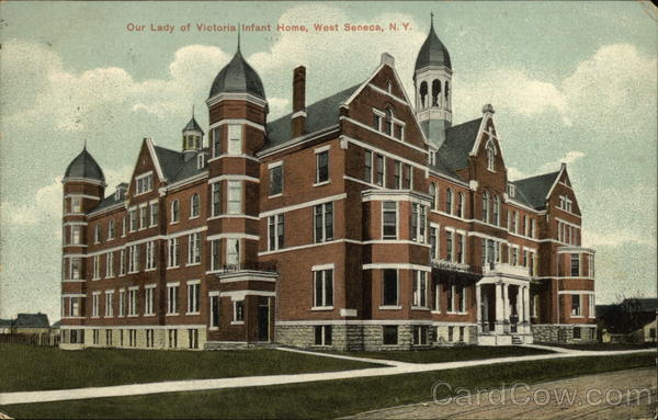 Our Lady of Victoria Infant Home West Seneca New York
