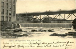 Chicopee River Falls