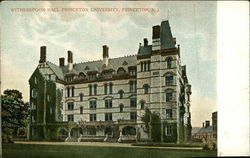 Witherspoon Hall at Princeton University