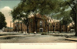 Probate Court and Old Court House