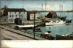 Old Fish Wharf