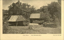 Old Shaker Mill
