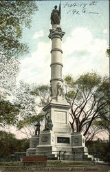 Soldiers Monument, Boston Common