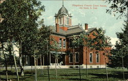 Kingsbury County Court House