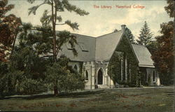 The Library - Haverford College