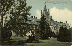 Haverford College - Barclay Hall