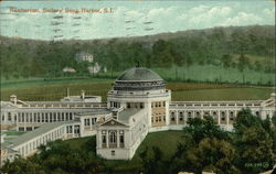 Sanitarium, Sailors' Snug Harbor, S.I