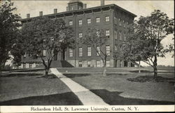 Richardson Hall, St. Lawrence University