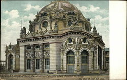 Temple of Music, Pan-American Exposition