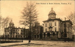 State Normal and Model Schools