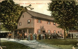 Hicksite Meeting House