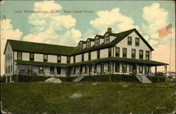Bear Island House - Famous for Years