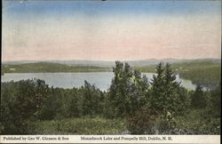 Monadnock Lake and Pompelly Hill
