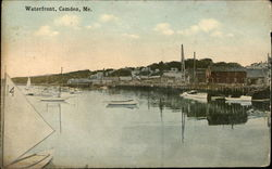 Waterfront Postcard