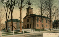 Universalist Church and Odd Fellows Hall