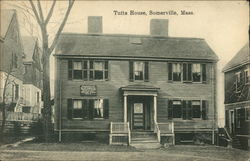 Street View of Tufts House