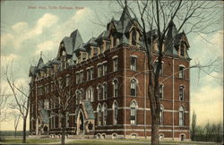 Tufts College - West Hall