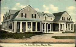The Men's Club House