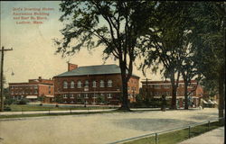 Girl's Boarding House, Recreation Building & East St. Block