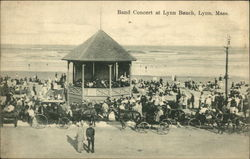 Band Concert at Lynn Beach