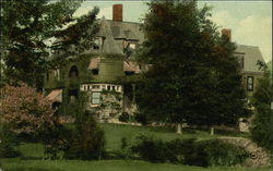 Residence of Gov. Evan S. Deaper
