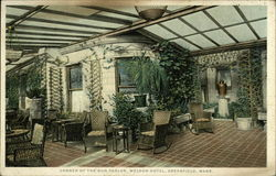Weldon Hotel - Corner of the Sun Parlor