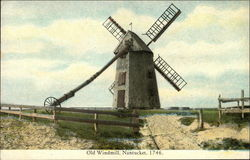 Old Windmill 1746