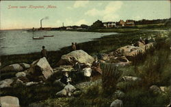 Scene Near Kingston, Mass
