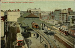 Elevated Terminal Station, Dudley Street