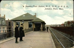 Jamaica Plain Station