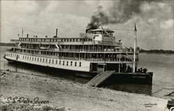Photo of Riverboat S.S. Delta Queen